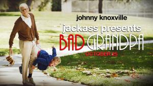 Jackass presents Bad Grandpa Poster